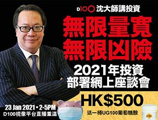 沈大師2021年投資部署座談會